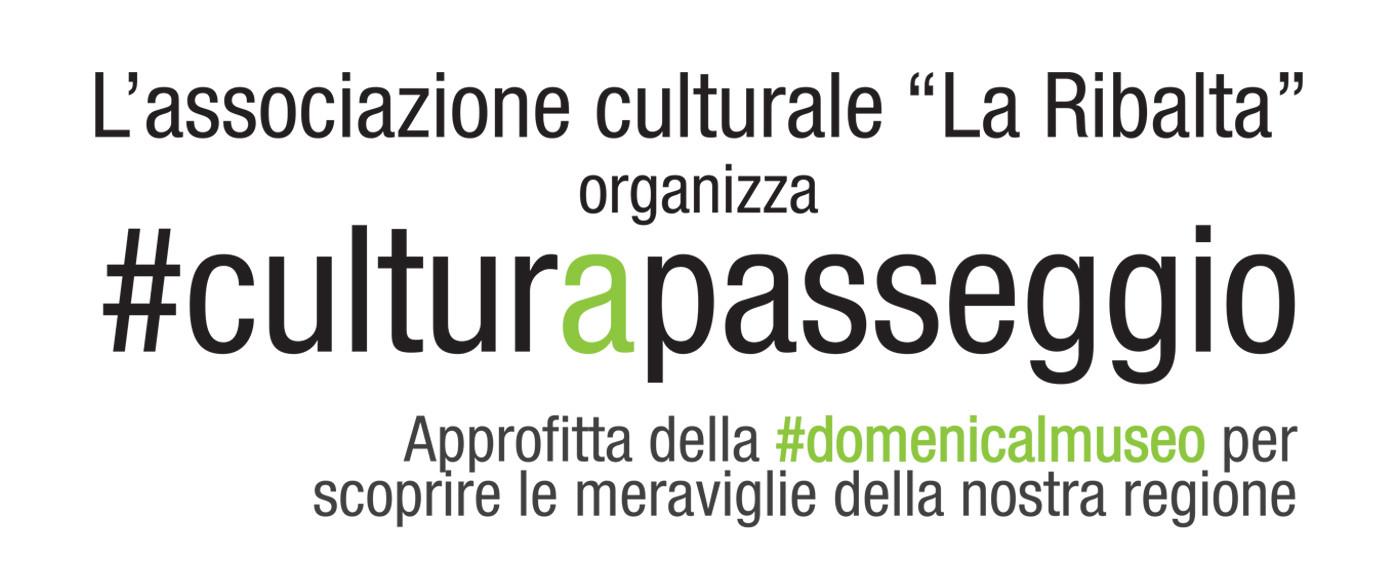 La Ribalta è anche #culturapasseggio: le domeniche al museo vissute in compagnia