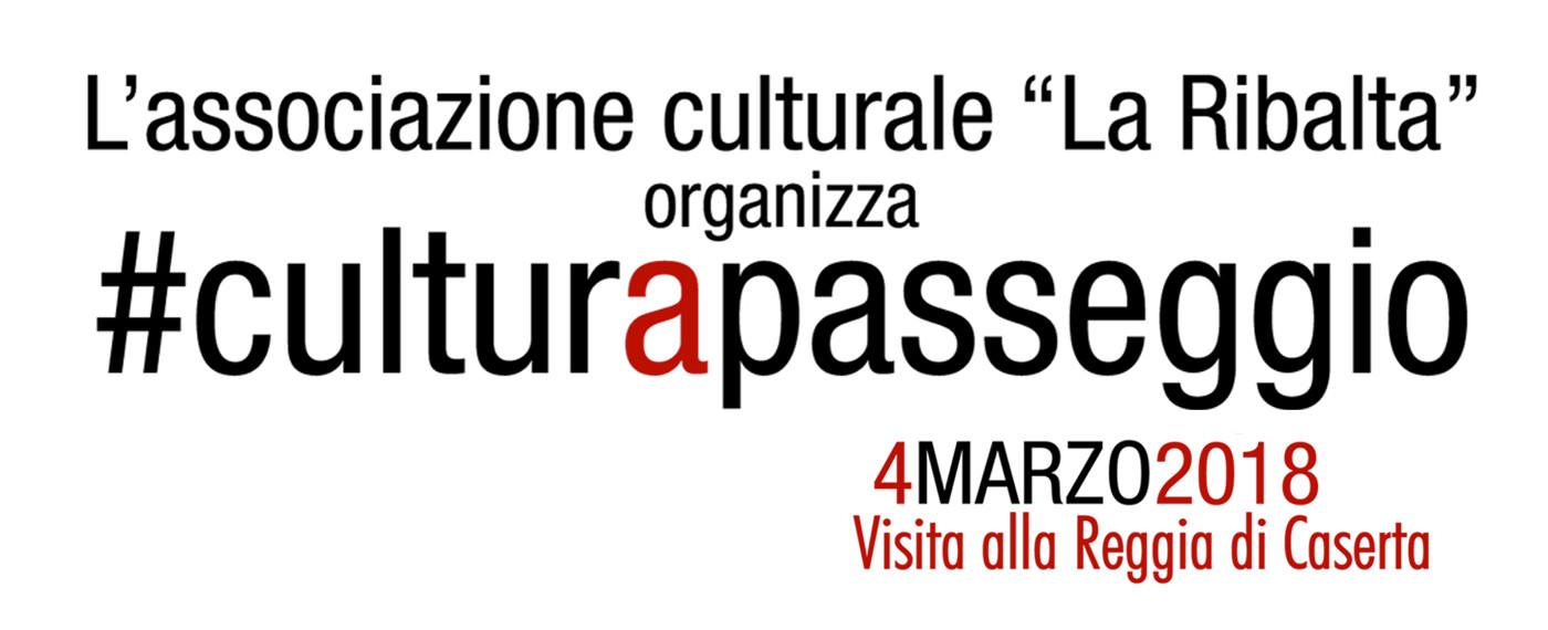"""#culturapasseggio: terza domenica al museo organizzata da """"La Ribalta"""""""