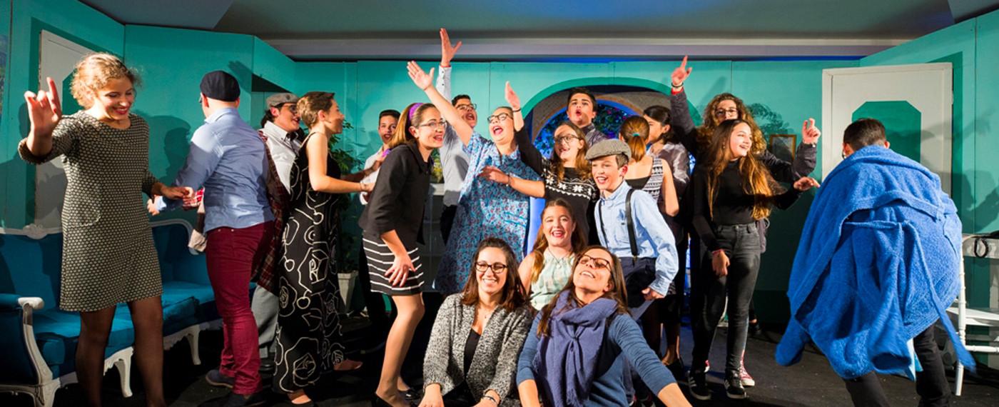 I giovani attori della Ribalta Off aprono la 43esima stagione teatrale del Gruppo Teatrale La Ribalta di Ravello